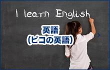 英語(ピコの英語)